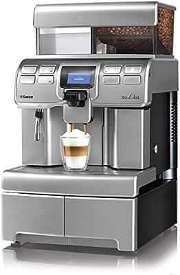 Saeco aulika capuchino – Cafetera automática: Amazon.es: Hogar