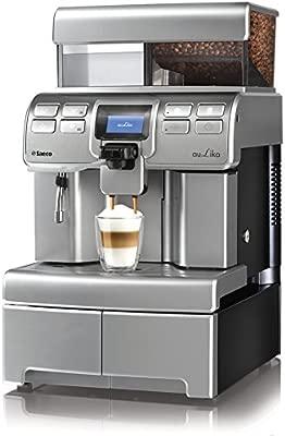 Saeco aulika capuchino - Cafetera automática: Amazon.es: Hogar