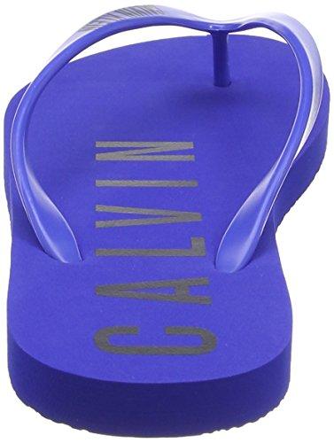 Flip Femme Calvin Bleu Flop Klein Intime 6TvqS4