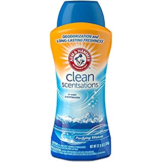 Arm & Hammer in-Wash Scent Booster, Purifying Waters, 37.8 oz