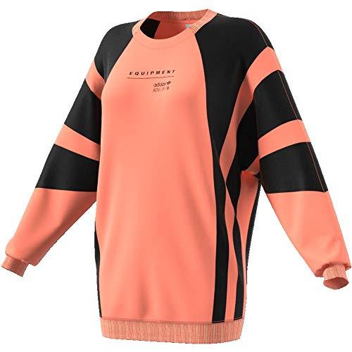 Mujer Eqt Adidas Sudadera Sweatshirt Cortiz Rpz4nwfrq Naranja pC5w5OUq