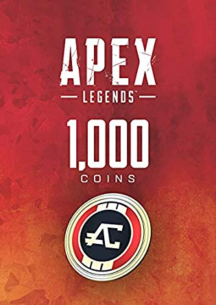 APEX Legends - 1,000 Coins | Código Origin para PC
