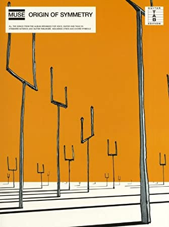Muse: Origin Of Symmetry. Partituras para Piano(Símbolos de los ...