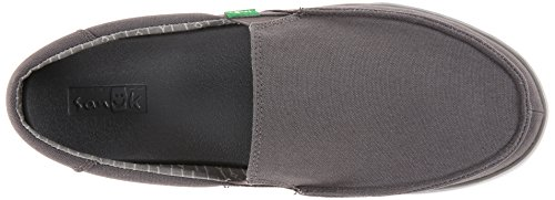 Sanuk Sideline Boot Shoes Shoes Charcoal