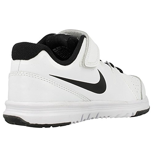 Nike - Vapor Court Psv - 633378104 - Color: Blanco-Negro - Size: 33.0