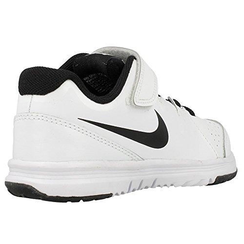 Nike - Vapor Court Psv - Couleur: Blanc-Noir - Pointure: 30.0
