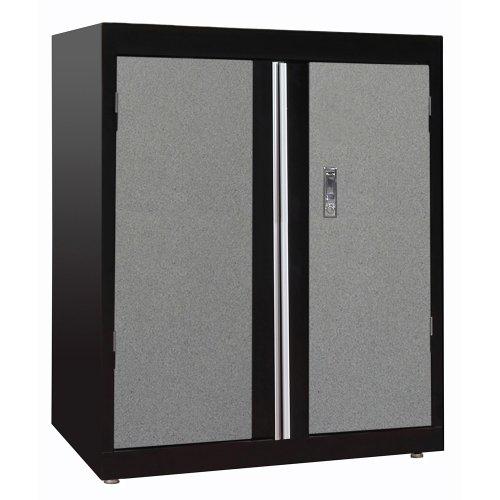Sandusky Lee GA2F301836-M9 Welded Steel Base Cabinet, 2 Adjustable Shelves, 36
