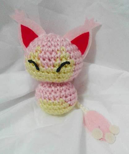 Marill Pokemon Amigurumi Free Crochet Pattern | DailyCrochetIdeas | 500x417
