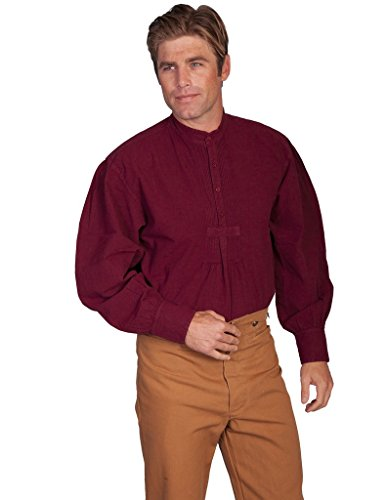 Pleated Button Front Placket - 9