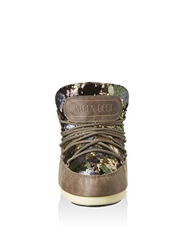 Moon Boot Botas de invierno Buzz Pailettes Barro EU 41/42