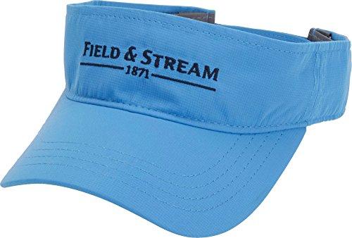 Field & Stream Evershade Visor (Azure Blue, OneSizeFitsAll) (Footwear Azure)