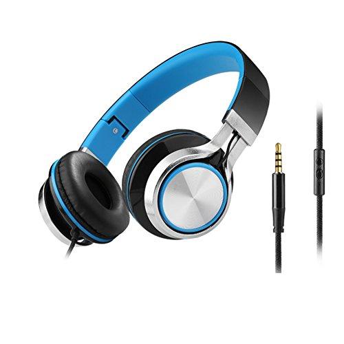 Cell Phone Headset Head Music Headset Bass Headphones-A