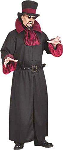 Adult Duke Jack The Ripper Costume Size: Adult Standard Size -