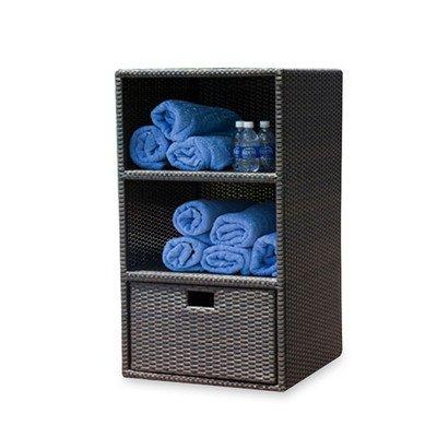 Source Outdoor Zen Towel Storage, Standard by Source Outdoor