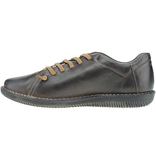 para Casual 150 Lodo Modelo Cordones Mujer Llano Boleta Zapato IZqHwS