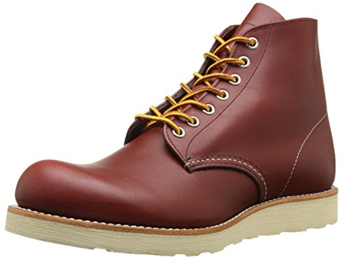 "Red Wing Heritage Men's Round 6"" Boot"