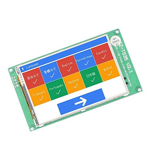 Zamtac JZ-TS35 3.5inch Full Color Touchscreen Display Board for Ramps&MKS GEN L 3D Printer ND998 - (Color: Green) by GIMAX (Image #6)