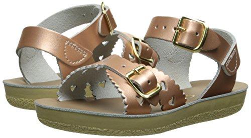 Salt Water Sandals by Hoy Shoe Sweetheart Sandal (Toddler/Little Kid/Big Kid/Women's)
