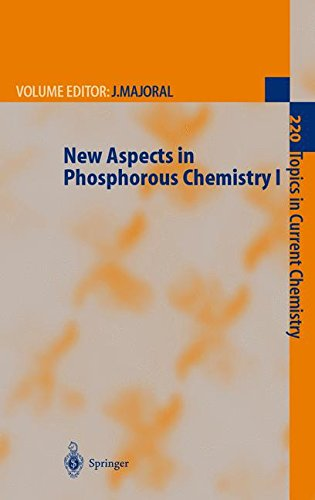 Read Online New Aspects in Phosphorus Chemistry I (Topics in Current Chemistry) pdf