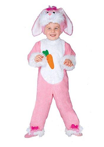 Ciao 14460–Bunny Plush Baby Costume 1-2 anni -