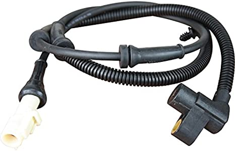 AIP Electronics ABS Anti-Lock Brake Wheel Speed Sensor Compatible Replacement For 1996-2003 Mercedes-Benz Front Right Passenger Oem Fit ABS81