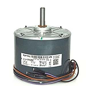 Trane american standard condenser fan motor 1 for Trane fan motor replacement cost