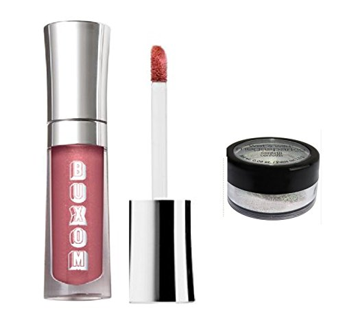 2 pc set of Buxom Full-On Lip Polish Travel size Ava  and We