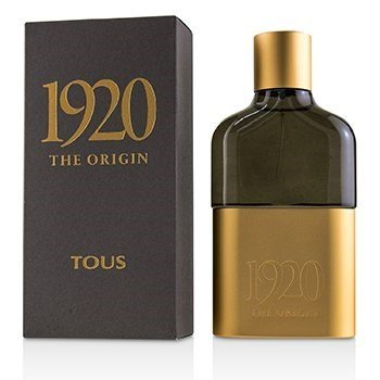 TOUS 1920 The Origin Eau De Parfum Spray For Men 100ml 3.4oz