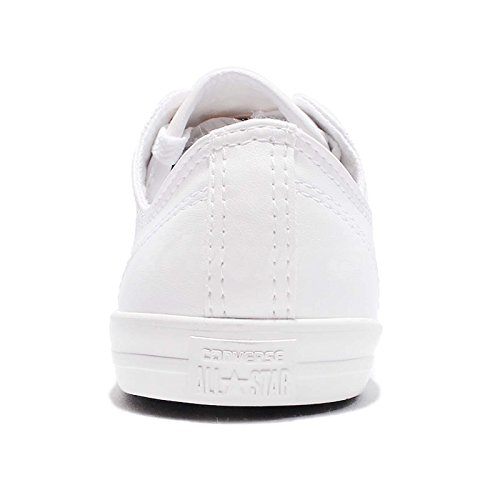 Converse Womens CT All Star Dainty Low Top Synthetic Trainers White
