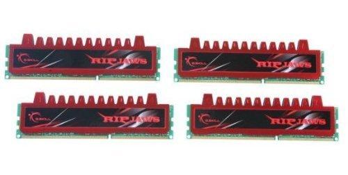【タイムセール!】 G.SKILL G.SKILL Ripjawsシリーズ16ギガバイト(4×4 B004HQNEWO GB)240ピンDDR3 SDRAM GB)240ピンDDR3 DDR31066(PC38500)デスクトップメモリモデルF3-8500CL7Q-16GBRL B004HQNEWO, ナガチョウ:e641cf5c --- arbimovel.dominiotemporario.com