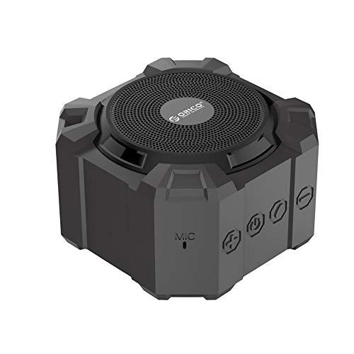 FWRSR Altavoz Bluetooth Estéreo inalámbrico al Aire Libre Resistencia a los Golpes Portátil Impermeable Altavoz bajo...