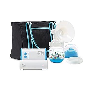 Amazon.com : Extractor de Leche Sole Expresiones eléctrico individual : Baby