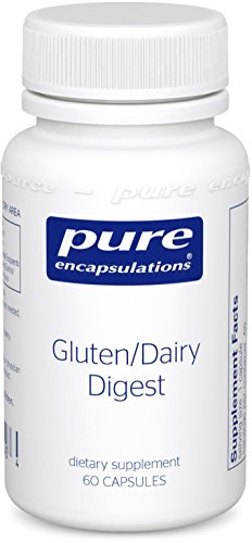 Pure Encapsulations Supplement Digestion Capsules