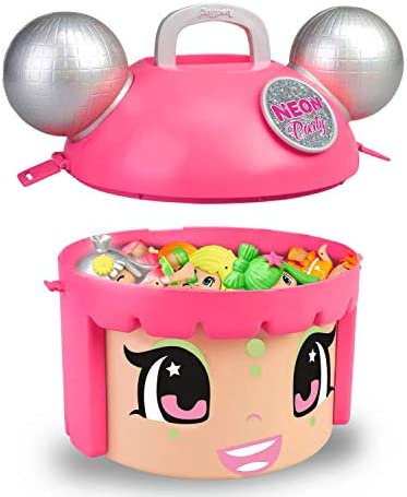 Famosa - Pinypon Mix Is Max Neon Party, Bambole, 700015210