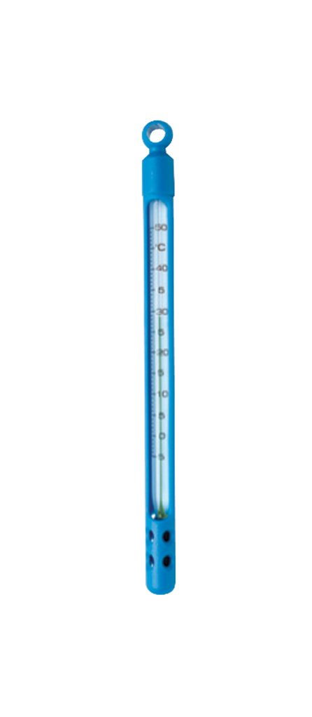 Thomas Enviro-Safe Pocket Thermometer, Plastic Case with Window, 160mm Length, 20 to 120 degree F