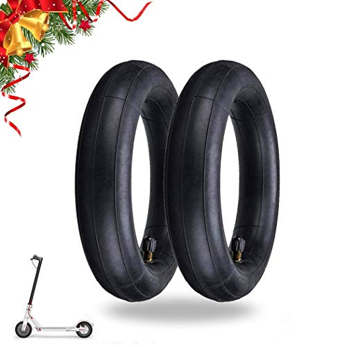 (Imjoyful 8.5-Inch Thickened Inner Tubes for Xiaomi M365 Electric Scooter Inflated Spare Tire 8 1/2 × 2 (Pair))