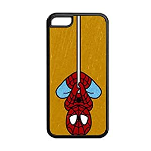 Generic Durable Soft Abstract Phone Case For Children Custom Design With The Amazing Spider Man For Apple Iphone 5C Choose Design 6