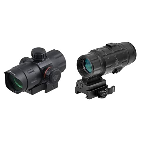 UTG 3X Magnifier and 4.2