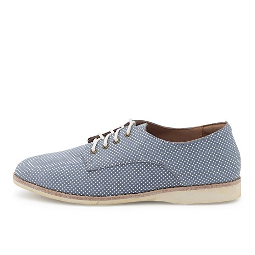 Derby Women's Blue up Rollie Dream Shoe Flat Lightweight Lace EPWWqd