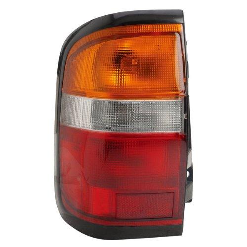 NISSAN VAN/PU PATHFINDER TAIL LIGHT ASSEMBLY LEFT (DRIVER SIDE) 1996-1998