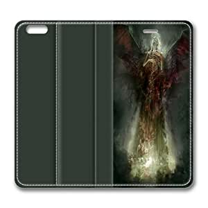 Death Angel Fantasy iPhone 6 Plus Smart Leather Cover