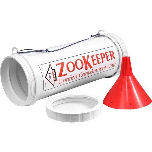 Aqua Zoo-Keeper Lionfish Containment Unit
