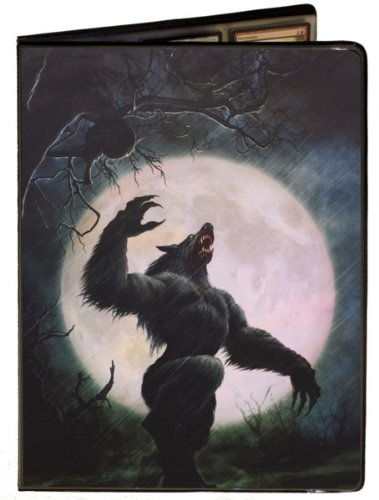 MAX Protection Werewolf 9 Pocket Card ()