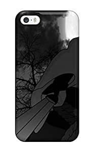 Sasuke Black And White Feeling Iphone 5/5s On Your Style Birthday Gift Cover Case
