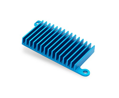 Libre Computer Board Heatsink for AML-S905X-CC and ALL-H3-CC (Libre Blue) (Board Heatsink)