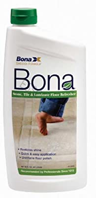 Bona WT760051161 Polish, High Gloss Stone/Tile/Laminate Floor 32 oz