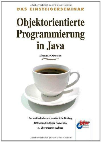 Objektorientierte Programmierung in Java
