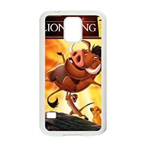 Lion King 1 12 Samsung Galaxy S5 Cell Phone Case White K3967561
