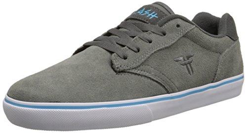 Fallen Men's Slash Skate Shoe, Cement/Ash, 7.5 M US