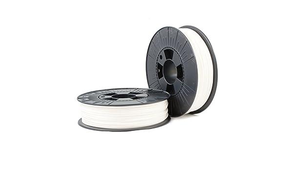 Filamento PLA BLANCO 1.75MM - rollo de 1Kg: Amazon.es: Electrónica